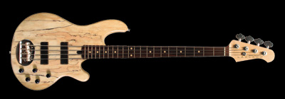 Lakland Skyline Series 44-01 Spalted Maple