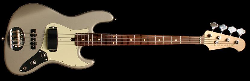 Lakland USA Series 44-60 (Vintage J) electric bass