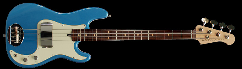 Lakland USA Series 44-64 (Vintage P) electric bass
