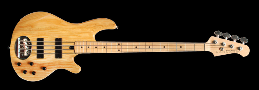 Lakland Skyline Series 44-01, Natural with Maple neck