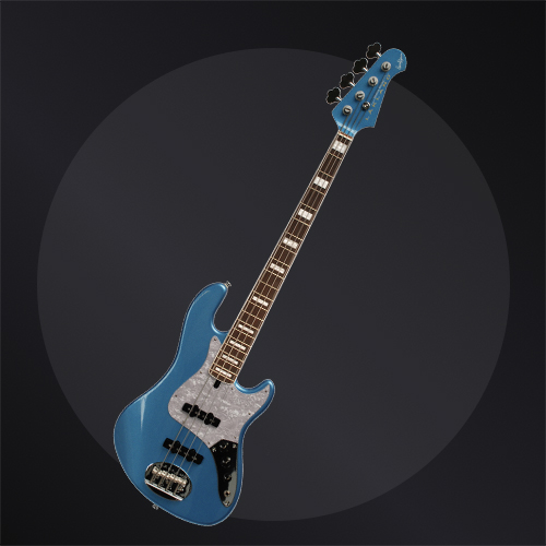 DJ-4 Lake Placid Blue