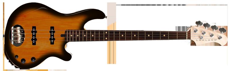 Lakland Classic Series 44 Dual-J