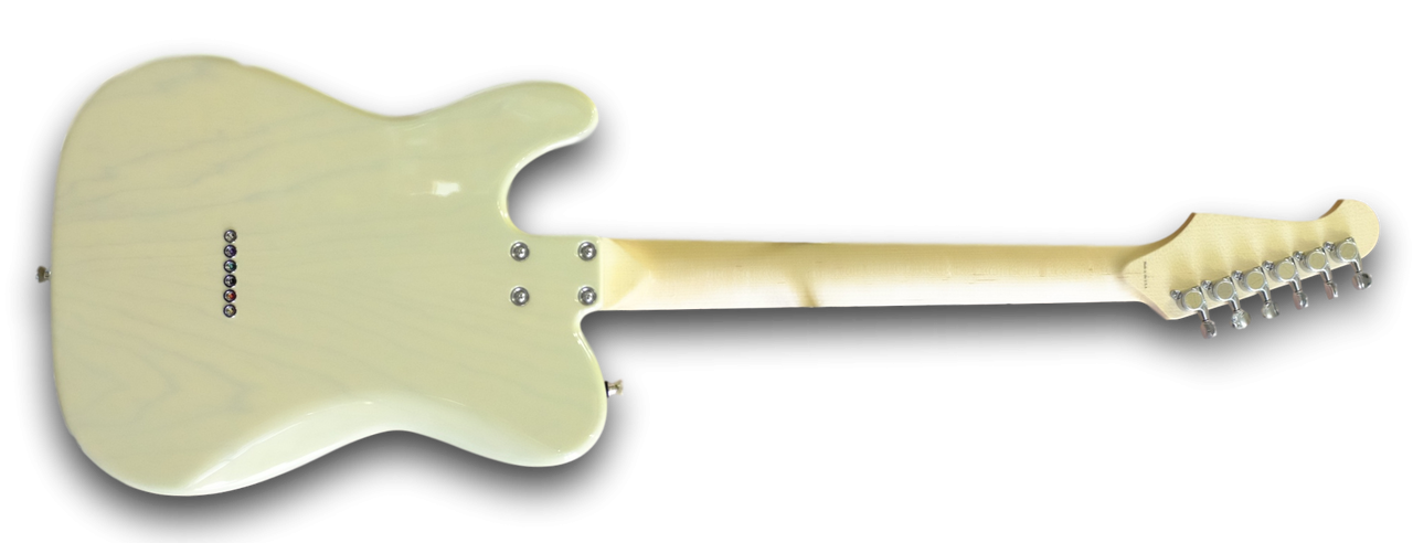 Lakland 65-2T Blond Electric Guitar