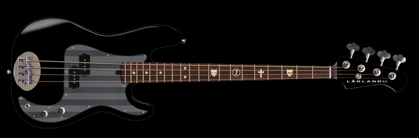 Lakland USA Series Geezer Butler Signature Bass