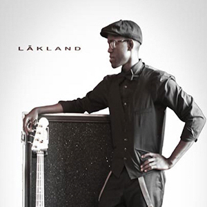 Brandon Gilliard plays a Lakland Skyline Series 44-01 bass