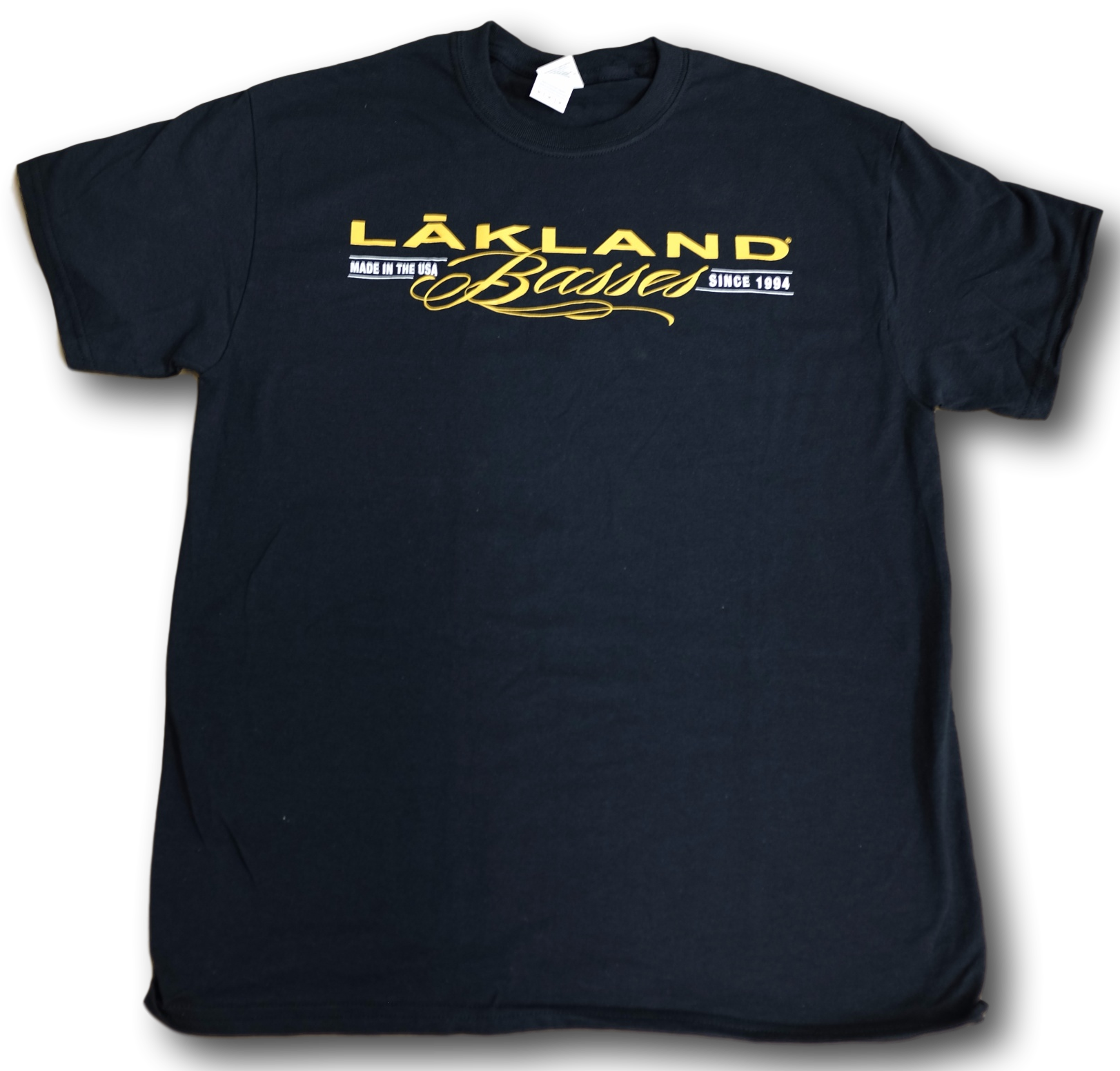 Lakland t-shirt