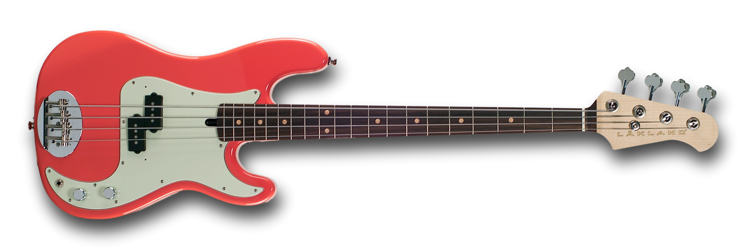 USA Series 44-64 Fiesta Red