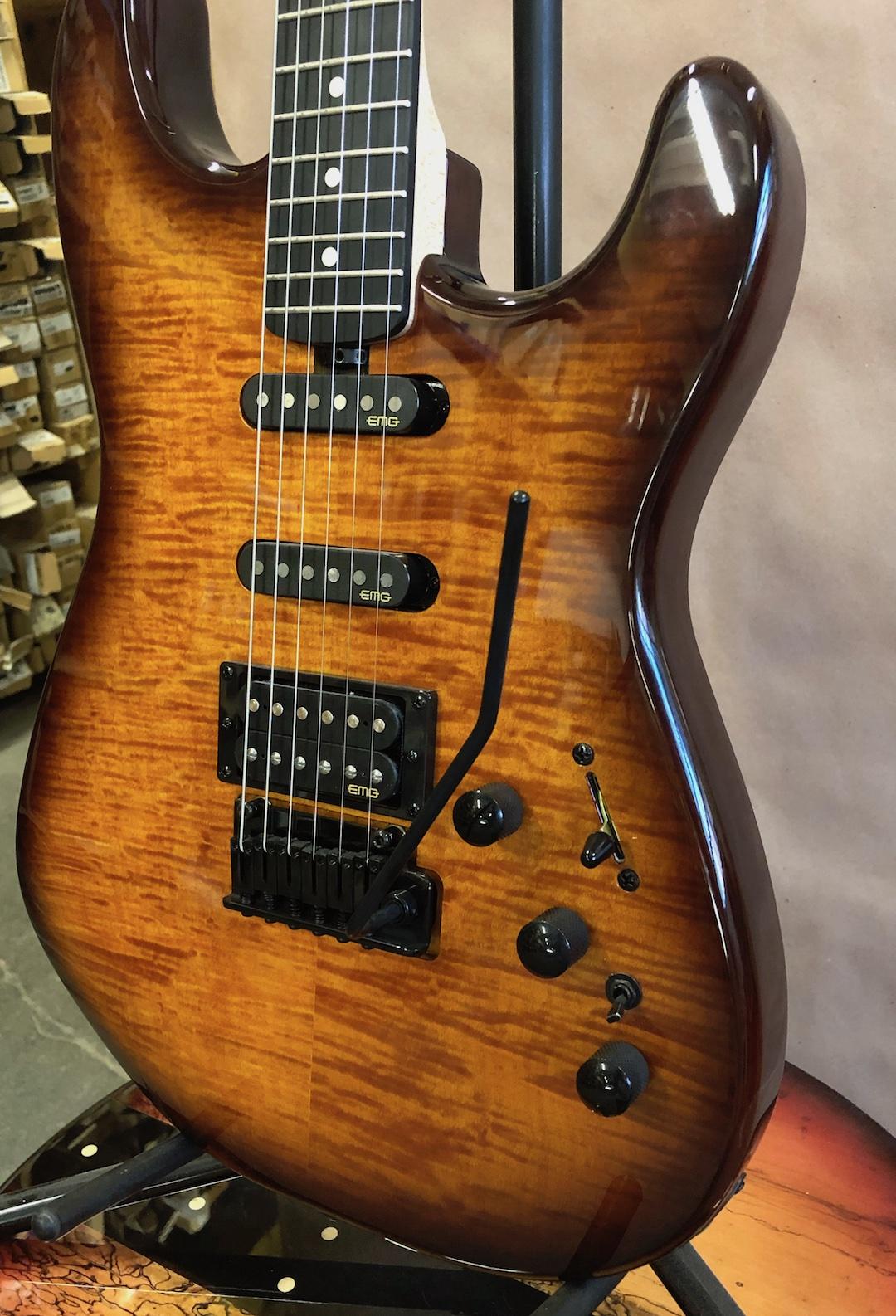 Lakland Skyline Series 65-S Guitar