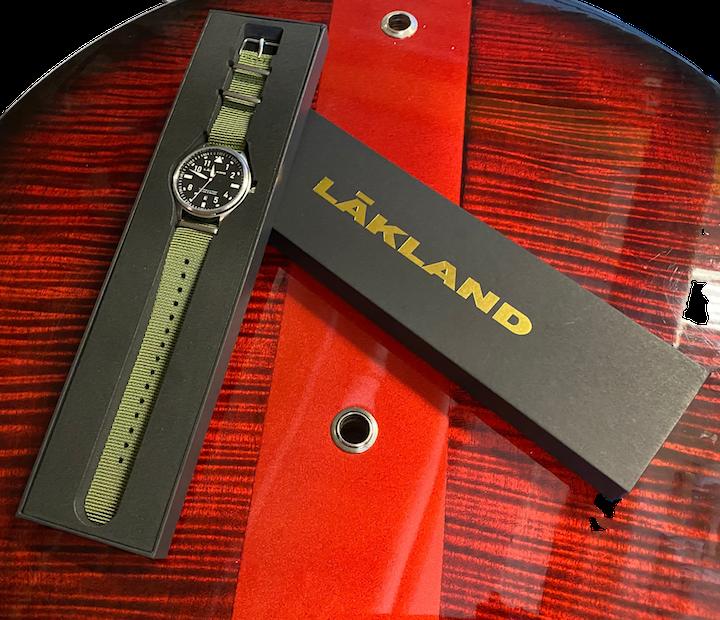 Lakland Watch
